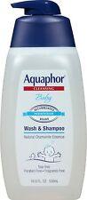 Aquaphor Baby Wash and Shampoo 16.9