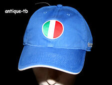 Reebok Italy Cap Mens New Rare Osfa Hat Rboh74Ita 2010 Embroidered