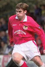 Football Photo>MICKEY BELL Bristol City 1998-99
