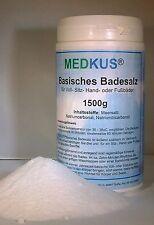 MEDKUS® - Basisches Badesalz 1500g                                        #5981+
