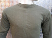 Genuine German Army, Green Thermal Top / Jumper. Size Large - NEW