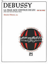 La fille aux cheveux de lin (The Girl with the Flaxen Hair): Sheet (Alfred Maste