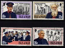 Isle of Man 1983 Salvation Army SG 228-31 CTO/FU