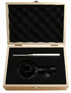 Messmikrofon Dr Jordan Design Klasse 2  XLR 48V kompatibel zum NTI XL2