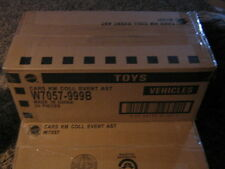 DISNEY CARS KMART COLLECTOR EVENT #9 SEALED CASE OF 24 METALLIC SERIES