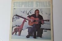 Stephen Stills Self Titled LP Record - Rock - Atlantic