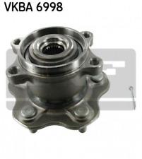 Radlagersatz für Radaufhängung Hinterachse SKF VKBA 6998