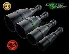 Opticfire® AG LED Hunting torch IR NV night vision scope lamp lamping gun light