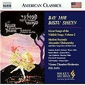 Great Songs of the Yiddish stage, Vol 2, Various Composers CD | 0636943943229 |