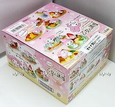 Sanrio Pocha My Melody mogu mogu Delicious foods  Complete Box Set - Re-ment
