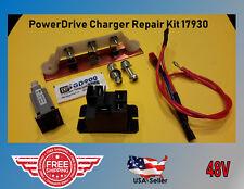 Club Car PowerDrive Battery Charger Repair Kit Golf Cart  48 V  #17930 & 17935