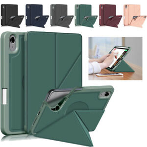 For iPad Mini 6th Generation 8.3 Case PU Leather Protective Cover Lightweight