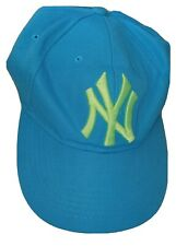 NY Yankees Baseball Cap By 9 FIFTY TURQUOISE