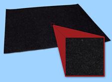 Filz, Akustikfilz, 3,5 mm stark, 100 x 50 cm, selbstklebender Filz, anthrazit