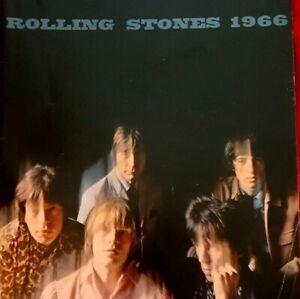 The Rolling Stones - 1966 Original US Tour Programme. VG+ Condition.