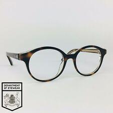 CHRISTIAN DIOR eyeglasses TORTOISE ROUND glasses frame MOD: MONTAIGNE 02 G9O