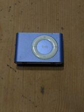 Apple iPod Shuffle 1GB 2nd Generation A1204 Purple