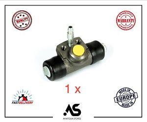1 x BRAKE WHEEL CYLINDER  19.05 mm FOR AUDI A2  SEAT SKODA VW GOLF MK3 861611053