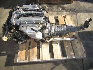 JDM 2001-2005 Mazda Miata 1.8L Engine 6 Speed Transmission JDM BP Engine Coils