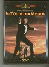 James Bond 007 In Todlicher Mission DVD Roger Moore German