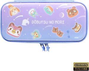 Pre-order HORI Animal Crossing Hybrid Pouch for Nintendo Switch / Lite JPN NEW