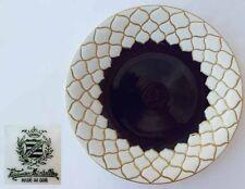 Porzellan Vorlage- Teller/ Servier- Platte, Kobaltblau, WEIMAR E851