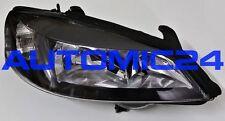 Scheinwerfer RECHTS Schwarz Sport klar Opel Astra G H7HB3 98-05 TYC 20-5487-18-2