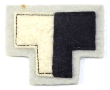 WW2 Original Colour Patch 9th Australian Division Salvage Unit