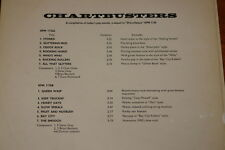 KPM musica 1176 ~ CHARTBUSTERS ~ Brian Bennett ~ Lamont Hicks Gray Biblioteca UK LP