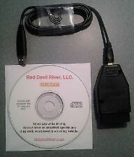 GM OBD1 Scanner Cable & Software - USB to 16 pin ALDL direct. - GM OBDI!!