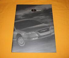 Chrysler Cirrus LXi 1999 USA Prospekt Brochure Catalogue Depliant Prospetto