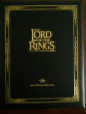 2004 Lord Of The Rings Movie Trilogy Weta New Zealand Stamps Book #3083/4000