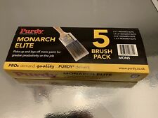 Purdy Monarch Elite 5pc