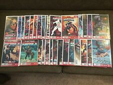 Captain America 1-25, 1-6 Remender Romita Jr Comic Lot 31 NM Near Mint