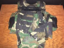 Paca Protection Body Armor Vest