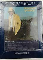 NOS/NIB David Gates Goodbye Girl 8-Track Cartridge 1978 Electra ET 8148