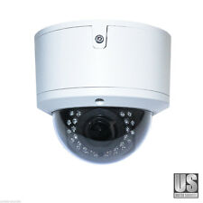 HD TVI Vandal proof Dome CCTV camera 1080P IP66 100ft IR 2.8-12mm varifocal LENS