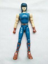 "Knights of the Zodiac : Saint Seiya- Phoenix Ikki - 2003 8"" Bandai Action Figure"