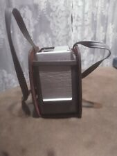 Ansco Anscoflex Vintage Camera With Case