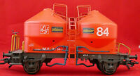 Vintage Marklin Chemical Transport Cars 46613 in DB & Private Livery