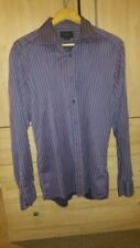 "Duchamp London Shirt - Slim fit - Stripes - Collar 16.5"" - Chest 42"" - RRP £100!"