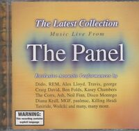 Various Artists - Music Live from the Panel V.3 cd