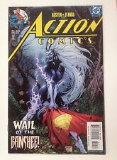 Action Comics # 820 2004 Superman Banshee DC Comics