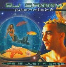 DJ Sammy Life is just a game (1998, feat. Carisma) [CD]