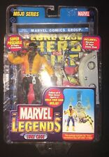 "Marvel Legends Luke Cage 6"" Action Figure 2006 Mojo Series Super Poseable Custom"