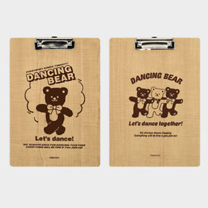 Cute A4 Wooden Clip Board Hanging Hole Writing Drawing Menu Paper School Office