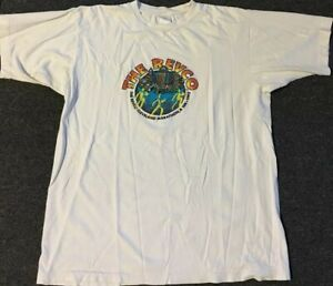 Vtg 90s REVCO Cleveland Marathon Shirt Single Stitch XL 1993 Sport Running