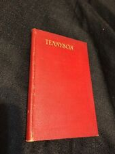 Antique Book Tennyson Love Songs Poetry 1909 Illustrated Selected by Harris