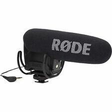 Rode VideoMic Pro with Rycote Lyre Shockmount Compact Shotgun Microphone VMP-R