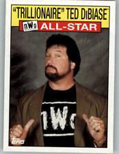 2016 WWE Heritage NWO/WCW All Star #3 Ted Dibiase